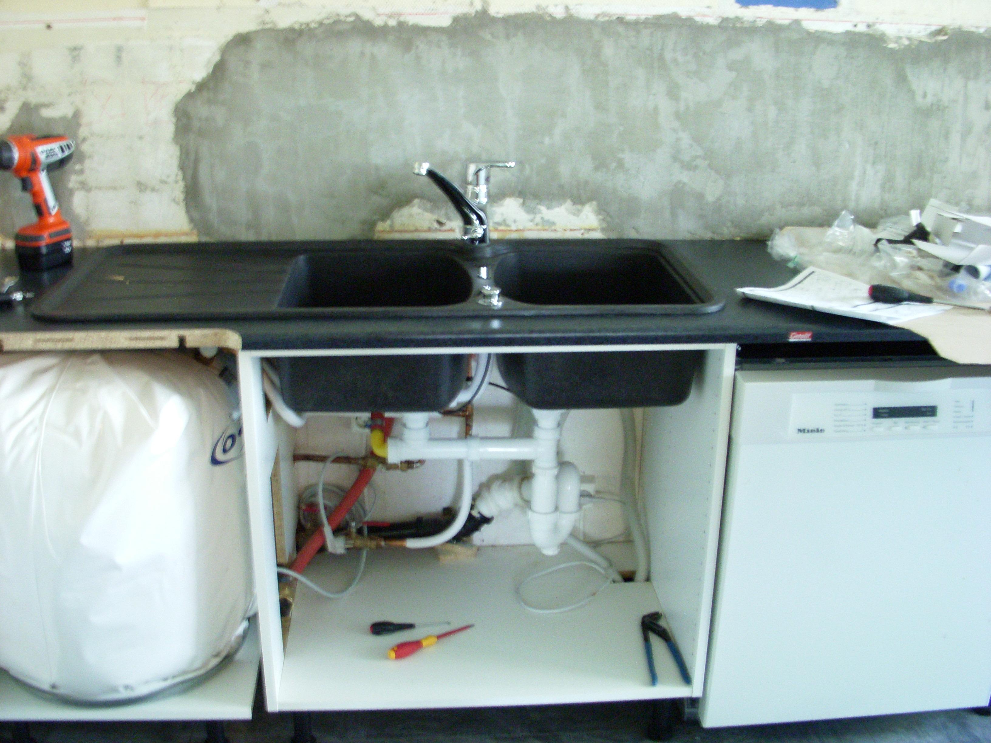 Hvordan montere benkoppvaskmaskin